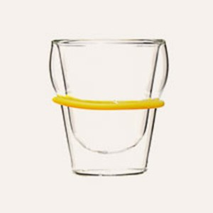 Double Wall Glass Tumbler  SKU NO.11207