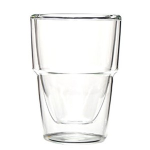 Double Wall Glass Tumbler  SKU NO.11248