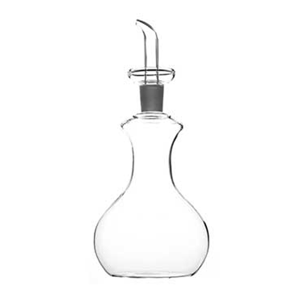 China New Product Borosilicate Glass Bottle With Lid -