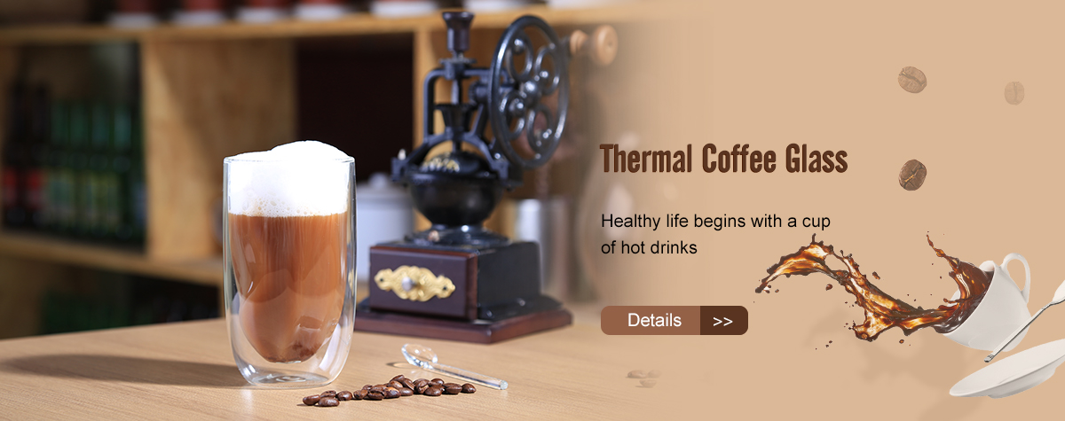 Thermal Coffee Glass