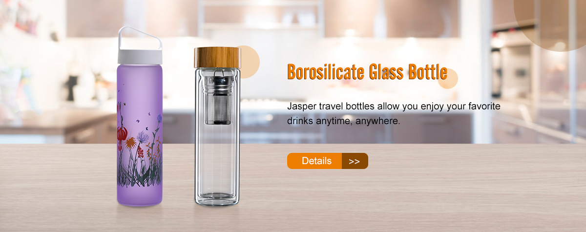 Borosilikatglas Bottle