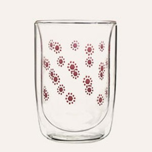 Double Wall Glass Tumbler  SKU NO.11258