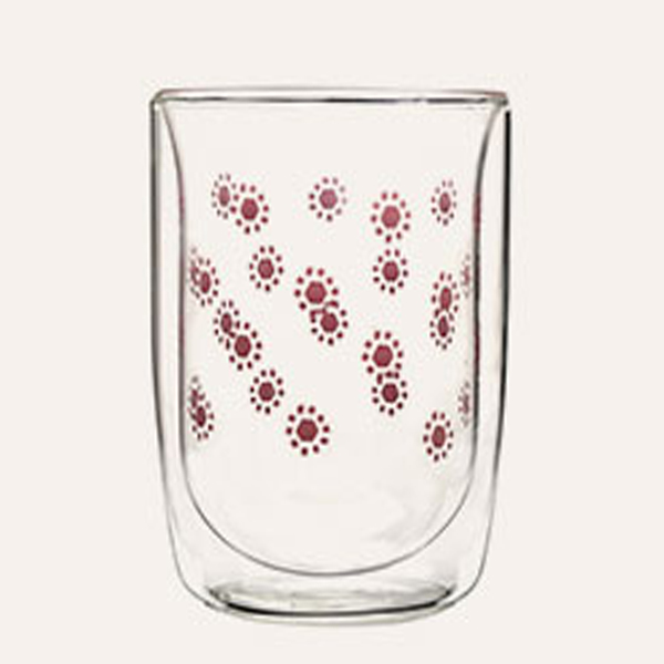 Double Wall Glass Tumbler  SKU NO.11258 Featured Image