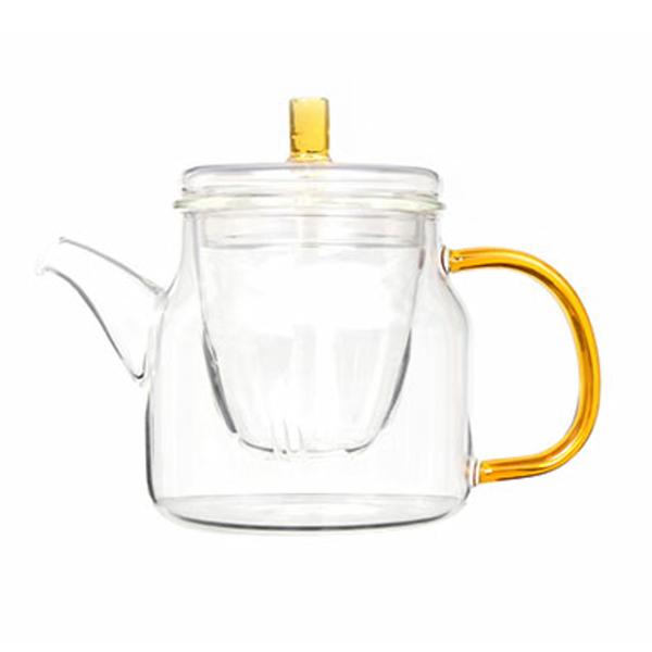 Factory Supply Glass Cup With Decal -