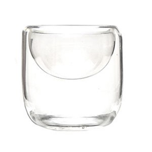 Double Wall Glass Tumbler  SKU NO.11169