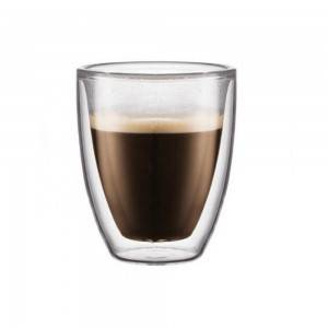 Thermal glass Double Walled Coffee glass Espresso Cappuccino Latte glass