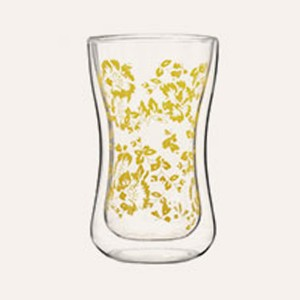 Double Wall Glass Tumbler  SKU NO.11238
