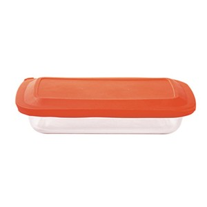 Bakeware in Rectangular Shape with PP lid