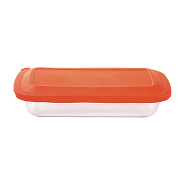 Bakeware in Rectangular Shape with PP lid Featured Image
