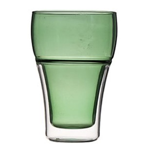Double Wall Glass Tumbler  SKU NO.11115G