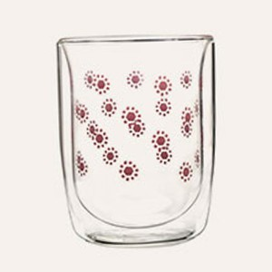 Double Wall Glass Tumbler  SKU NO.11259
