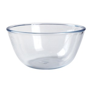 New Fashion Design for Glass Salad Bowl -