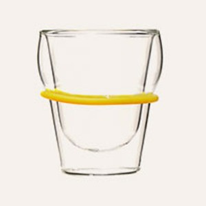 Double Wall Glass Tumbler  SKU NO.11206