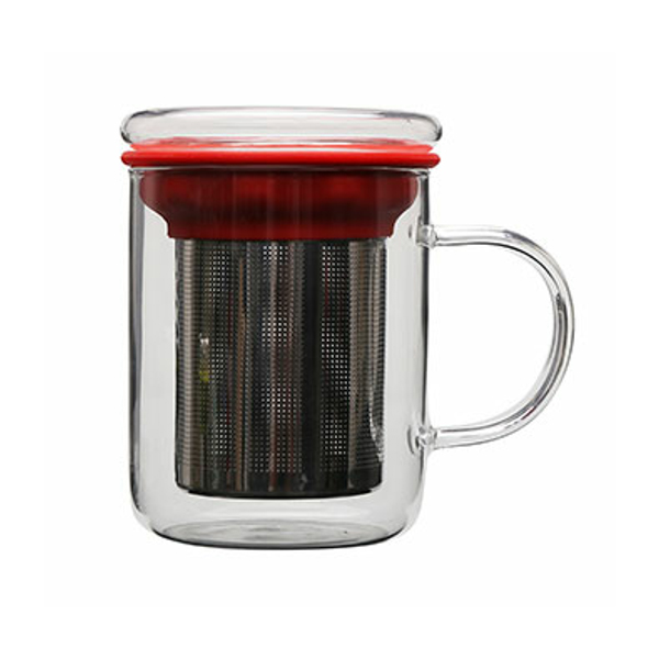 Factory For Pyrex Glass Coffee Mugs -
