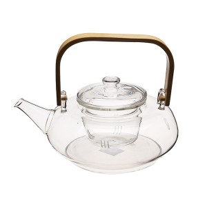 Best-Selling Double Wall Glass Water Bottle -