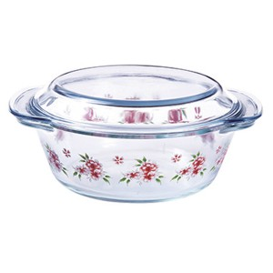 2019 New Style Microwave Glass Bowl -