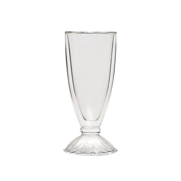 8 Year Exporter Glass Tea Cup -