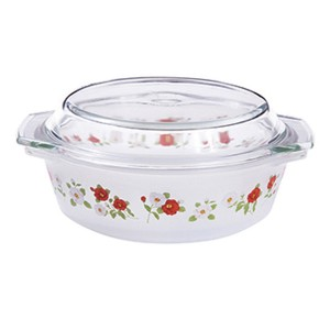 Casserole in Round Shape SKU NO.272D