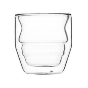 Double Wall Glass Tumbler  SKU NO.11172