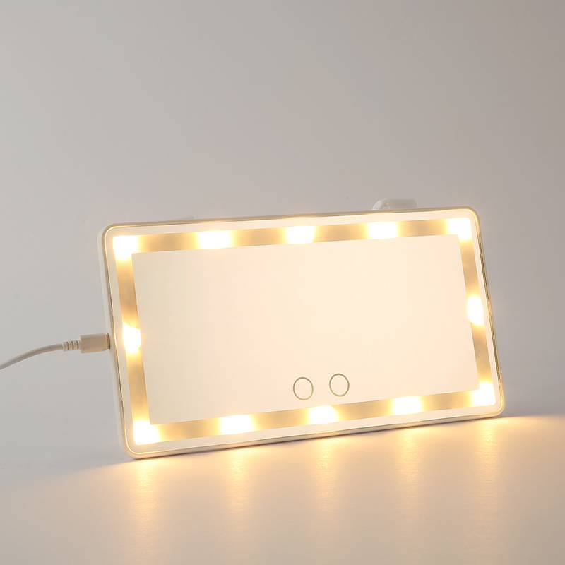 LED MAKEUP MIRROR FOR CAR Featured Image