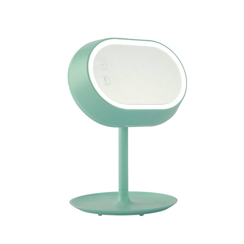 LED MAKEUP MIRROR WITH TABLE LAMP Featured Image