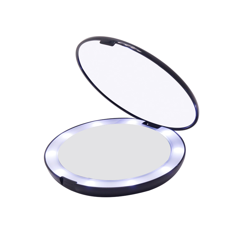 DOUBLE SIDED LED TRAVEL MIRROR Featured Image