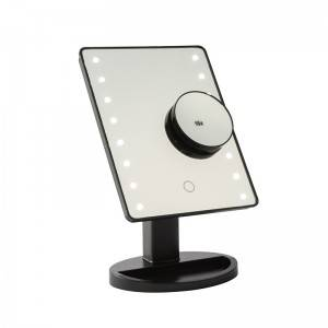 16/22PCS LED LIGHTED TABLE MIRROR