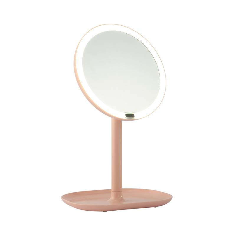 LED TABLE MIRROR WITH MOTION SENSOR Featured Image