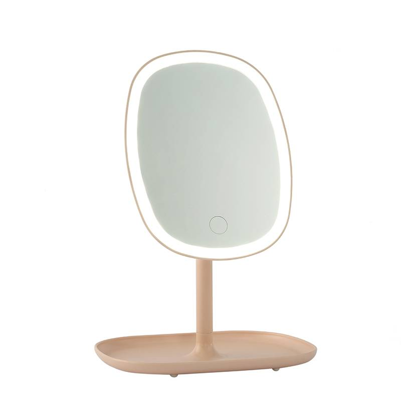 LED LIGHTED TABLE MIRROR Featured Image