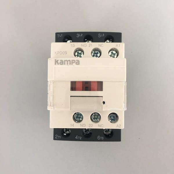 Wholesale Price Rh Thermocouple – LC1D09 AC Contactors – Kampa