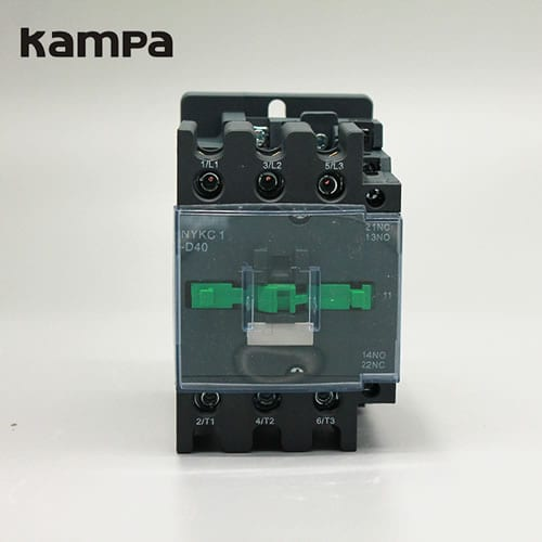 18 Years Factory Types Of Contactor -