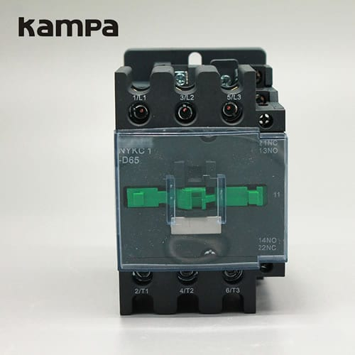 AC contactors NYKC-D65 4P Featured Image