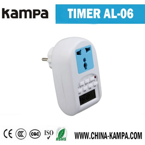 AL-06 Time Switch pistikupesa