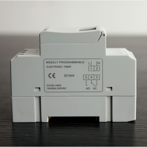Digital Time Switch DHC15(HHQ15)