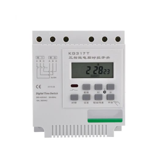Digital Time Switch KG-317T