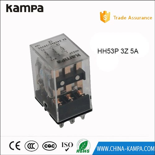 General Purpose Relay HH53P