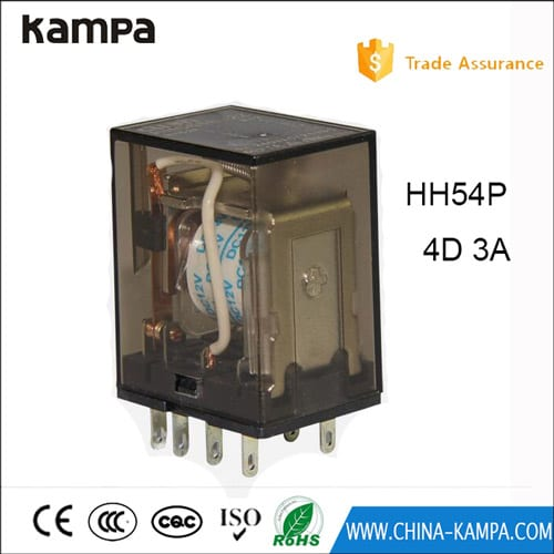 Factory best selling 12vdc Relay -