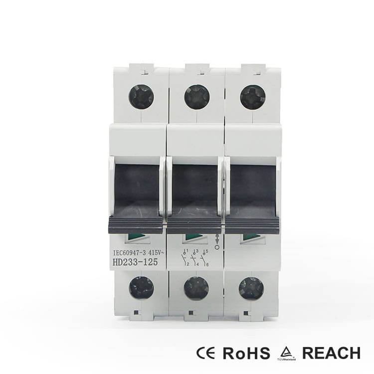 Isolator Switch L7S 3P