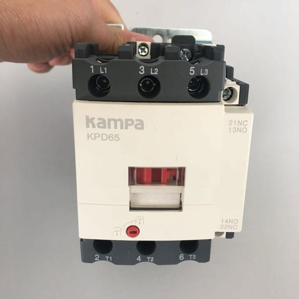 Quality Inspection for Dc Contactor -