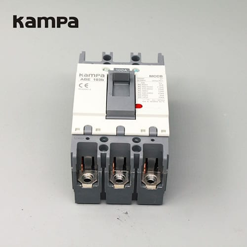 Molded Case Circuit Breakers ABE 103b 3P