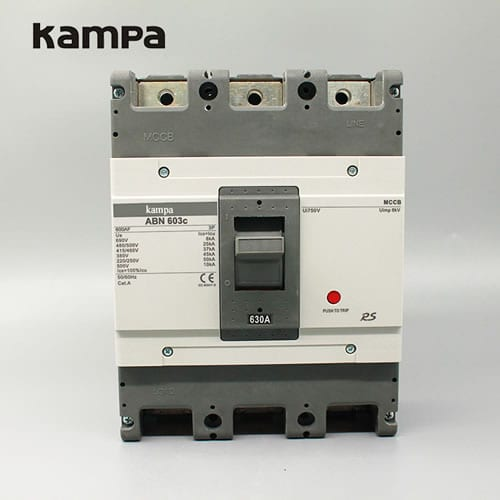 Molded Case Circuit Breakers ABN 603C 3P Featured Image