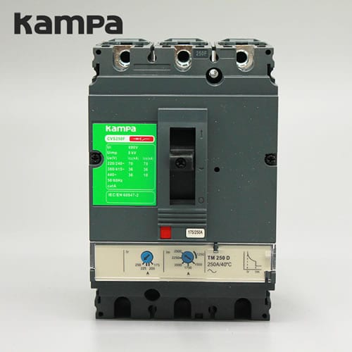 Molded Case Circuit Breakers CVS-250