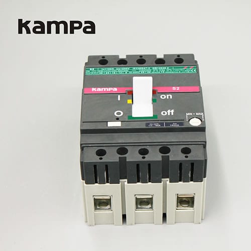 Molded Case Circuit Breakers Sace 160 3P