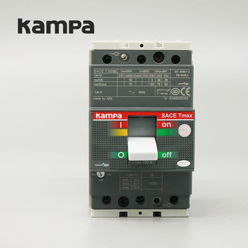Molded Case Circuit Breakers Tmax 100 3P