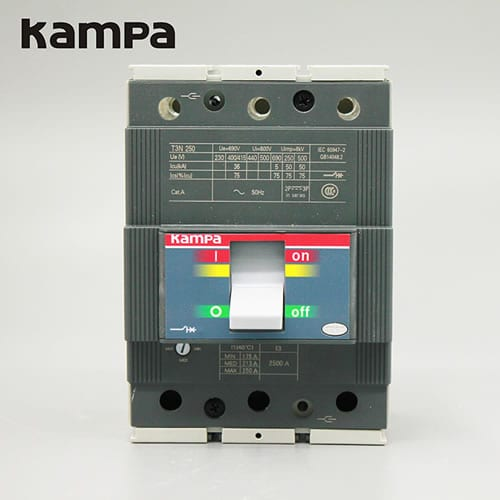 Discount Price 2 Pole Circuit Breaker -