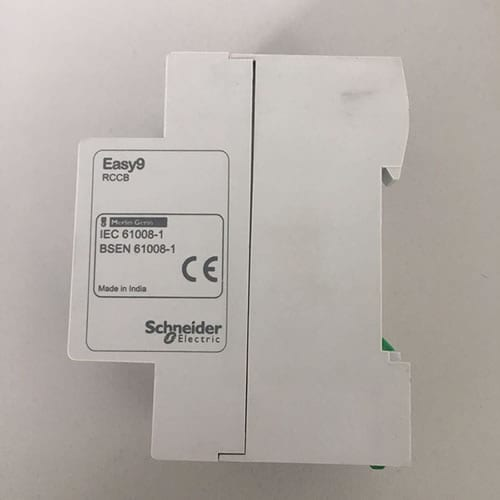 Residual Current Circuit Breakers DX3 63A EZ9R36263 2P