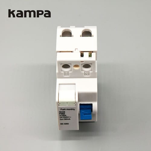 Residual Current Circuit Breakers F362 2P