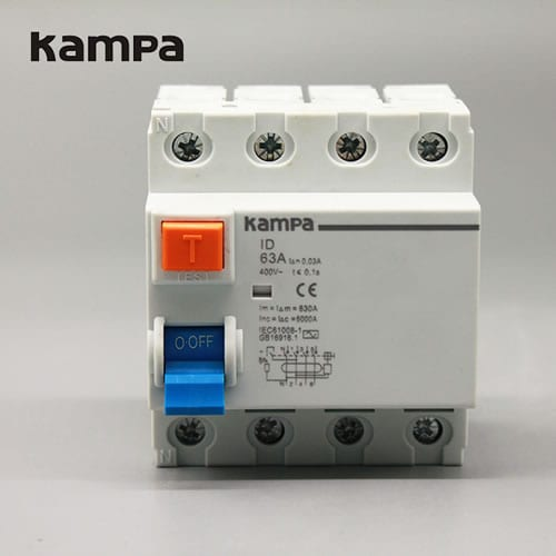 2017 High quality 250amp Ac400v Circuit Breaker -