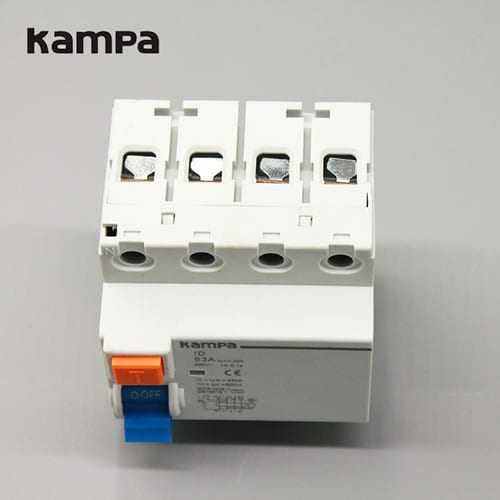 Residual Current Circuit Breakers IN 63A 4P