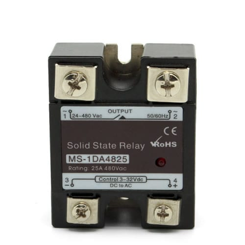 Single phase Solid state relay 25A